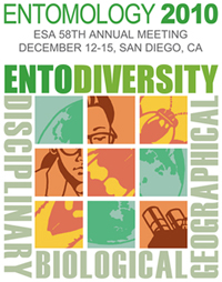 2010 ESA Annual Meeting Logo